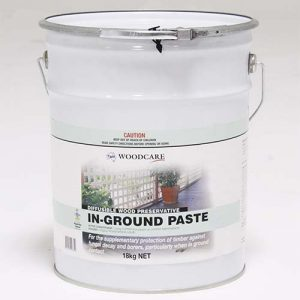 Timber Care Timber preservatives In Ground Paste 18kg