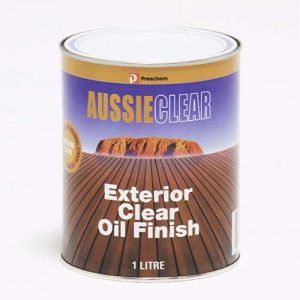 Timber Care Aussie Clear 1LITRES
