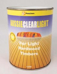 Timber Care Aussie Clear Light 1LITRES
