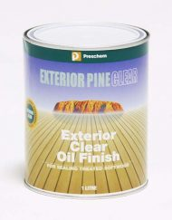 Timber Care Exterior Pine Clear 1LITRES