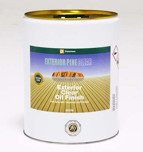 Timber Care Exterior Pine Clear 20LITRES