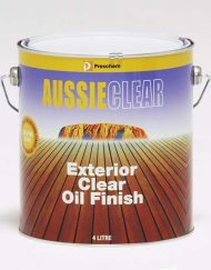 Timber Care Aussie Clear 4LITRES
