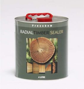 Timber Care Radial Timber Sealer 4LITRES