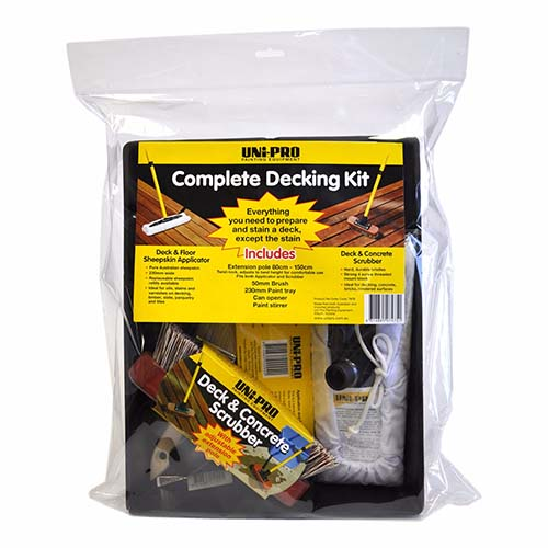 Timber Care Complete Decking Kit