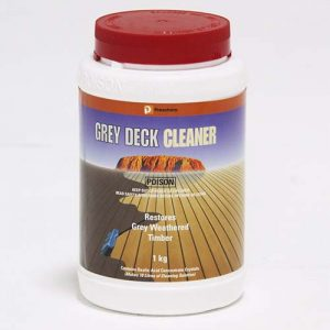 Timber Care Grey Deck Cleaner