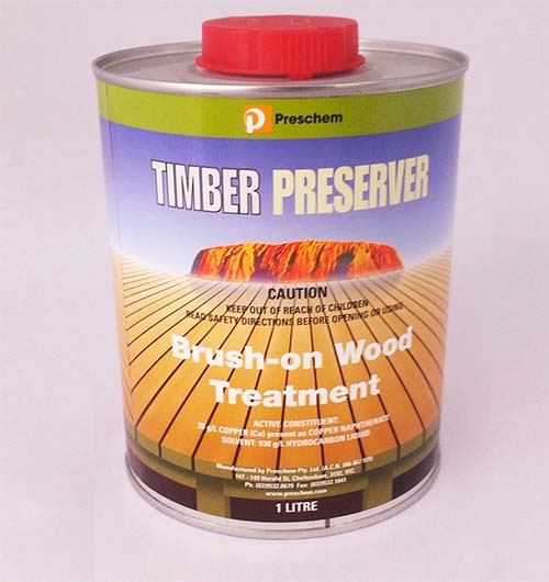 Timber Care Timber Preserver 1LITRES