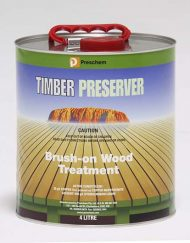 Timber Care Timber Preserver 4LITRES