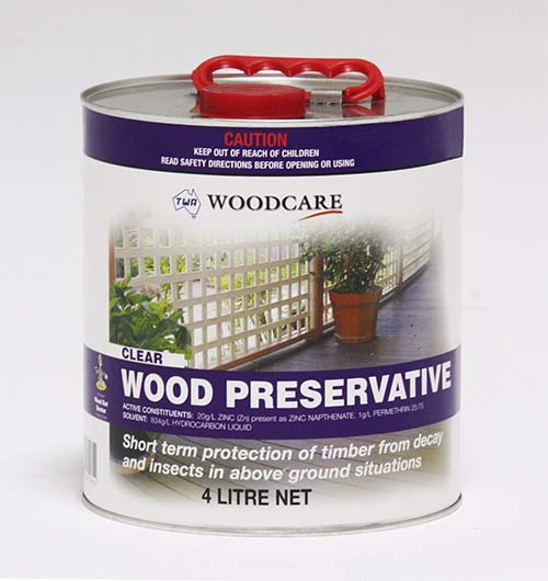 Timber Care Wood Preservative 4LITRES