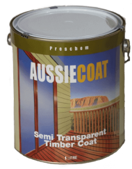 Aussie Clear Decking Oil