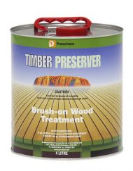 Timber Preservatives Decking Oil
